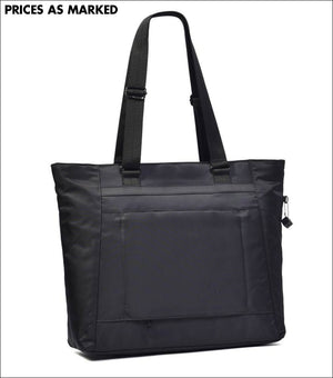 Hedgren Elvira Womens Larger Rfid Tote Bag Black