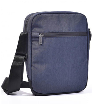 Hedgren Fleet Mens Vertical Crossover Bag With Tablet Pocket