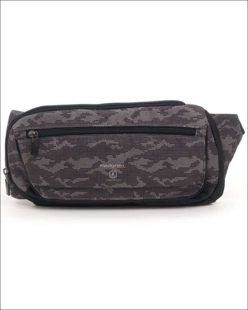 Hedgren Gag Waist Bag With Rfid Camo Print Bum