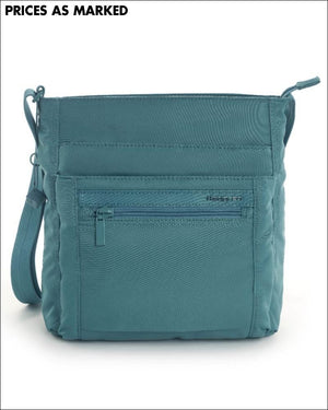 Hedgren Orva Lightweight Travel Cross Body Bag Rfid Brittany Blue Shoulder