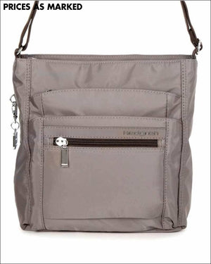 Hedgren Orva Lightweight Travel Cross Body Bag Rfid Sepia Shoulder