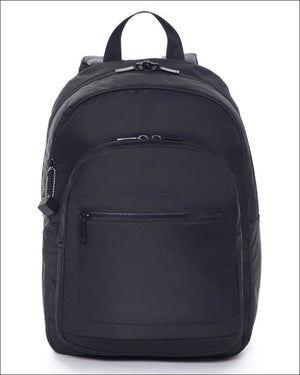 Hedgren Rallye Laptop Backpack Rfid-Black 13 Inch Laptop Backpack