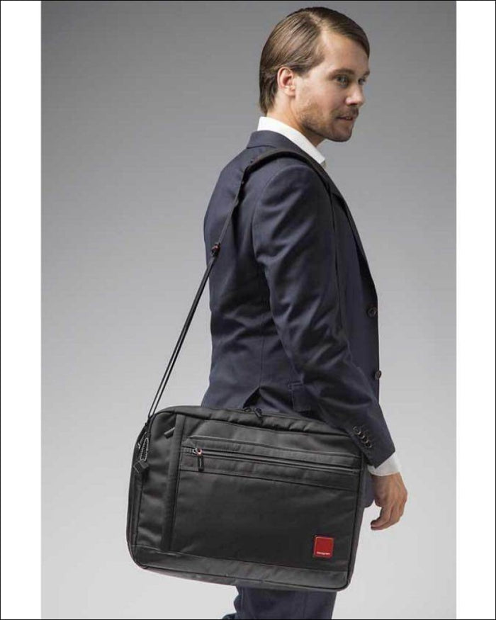 Hedgren Thrust 3 Way Laptop Bag