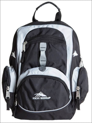 High Sierra Mini Backpack Grey/black