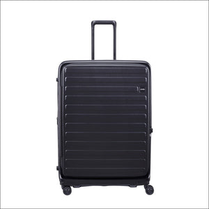 Lojel Cubo 54Cm Carryon Spinner / Black Luggage