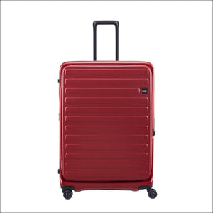Lojel Cubo 54Cm Carryon Spinner / Burgundy Red Luggage