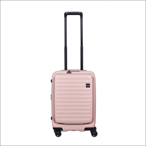 Lojel Cubo 54Cm Carryon Spinner / Rose Luggage