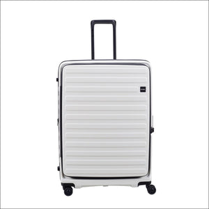 Lojel Cubo 54Cm Carryon Spinner / White Luggage