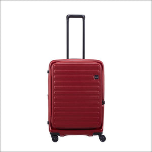 Lojel Cubo Spinner Medium 74Cm / Burgundy Red Hard Shell Case