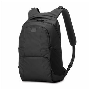 Pacsafe Metrosafe Ls 450 Anti-Theft 25L Laptop Backpack Black