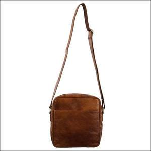 Pierre Cardin Leather Crossbody Bag
