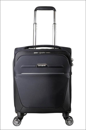Samsonite 47Cm Blite 4 Underseater Carry On Wheeled Suitcase Small Carryon Spinner