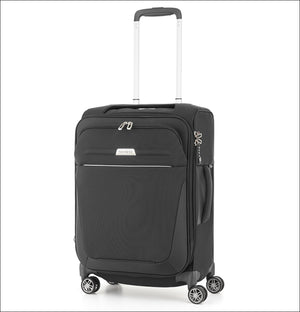 Samsonite B Lite 4 Carry On Suitcase 55Cm Black Cabin Bag