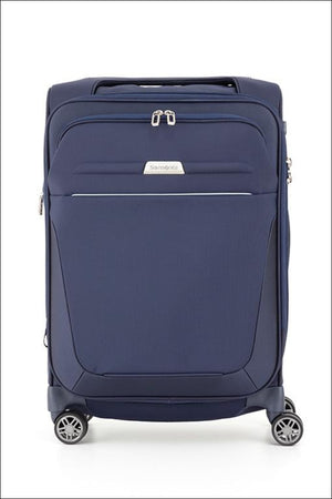 Samsonite B Lite 4 Carry On Suitcase 55Cm Navy Cabin Bag