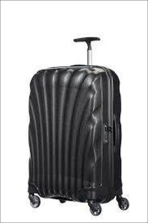 Samsonite Cosmolite Fl2 Spinner 69Cm / Black Small/medium Hard Shell Case