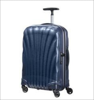 Samsonite Cosmolite Fl2 Spinner Lightweight Suitcase 75Cm / Midnight Blue Medium Hard Shell Case