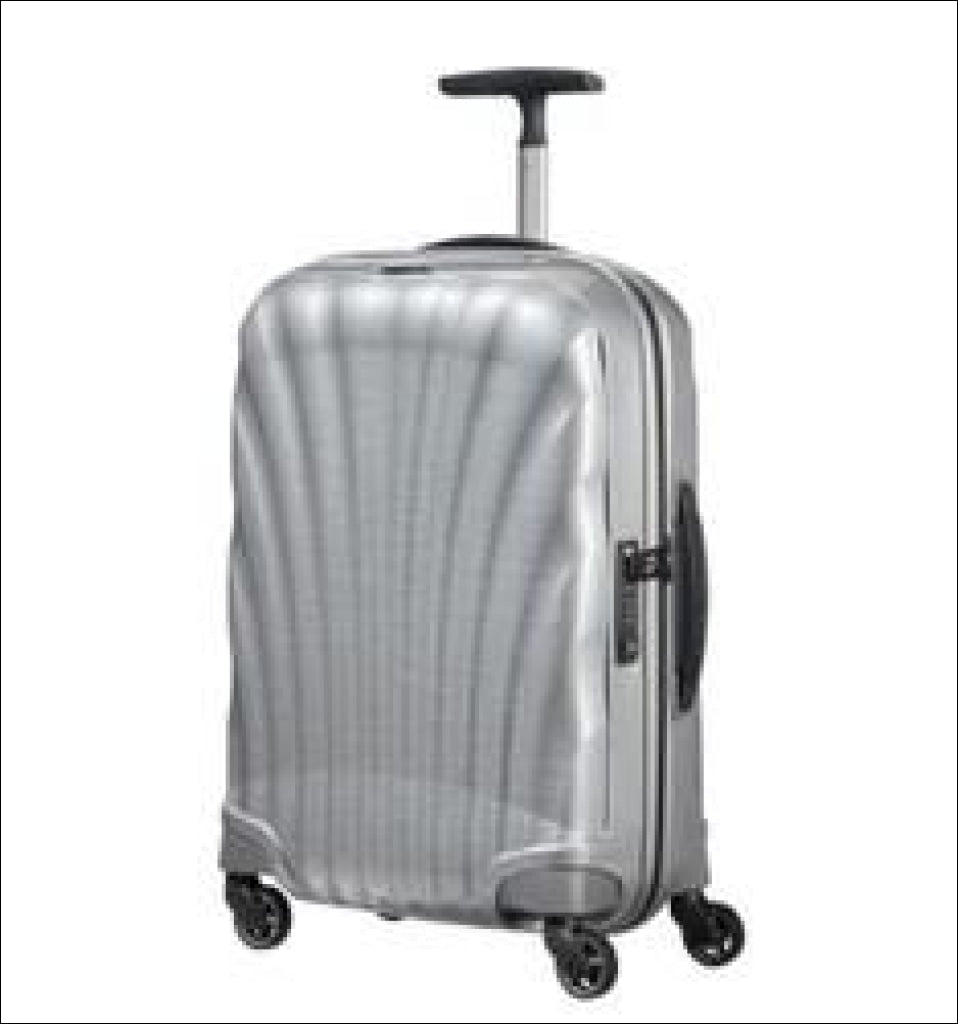 Samsonite Cosmolite Fl2 Spinner Lightweight Suitcase 75Cm / Silver Medium Hard Shell Case