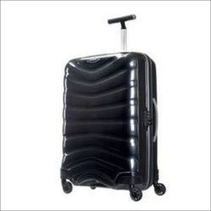 Samsonite Firelite Spinner 75Cm Charcoal / Medium Hard Shell Case