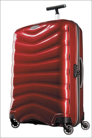 Samsonite Firelite Spinner 75Cm Chili Red / Medium Hard Shell Case