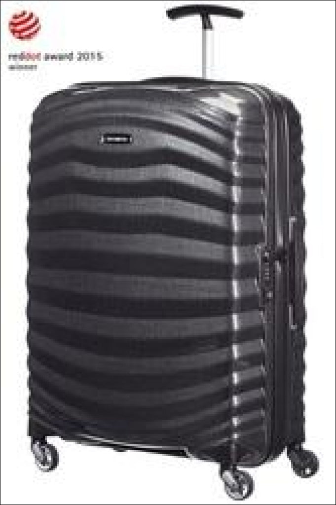 Samsonite Lite Shock Spinner 75Cm Medium Hard Shell Case