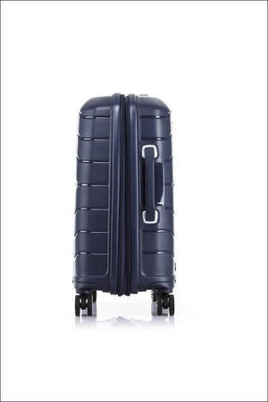 Samsonite New Octolite 2.0 55Cm Small Expandable 4 Wheel Hard Suitcase Cabin Friendly Expandable