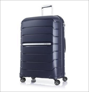 Samsonite New Octolite 2.0 81Cm Expandable 4 Wheel Hard Suitcase Black Large Shell Case
