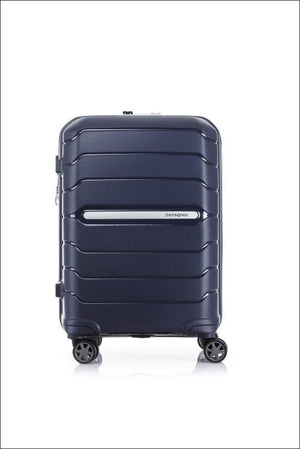 Samsonite New Octolite 2.0 81Cm Expandable 4 Wheel Hard Suitcase Navy Large Shell Case