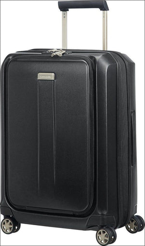 Samsonite Prodigy 55Cm Cabin Business Spinner / Black Carryon Luggage