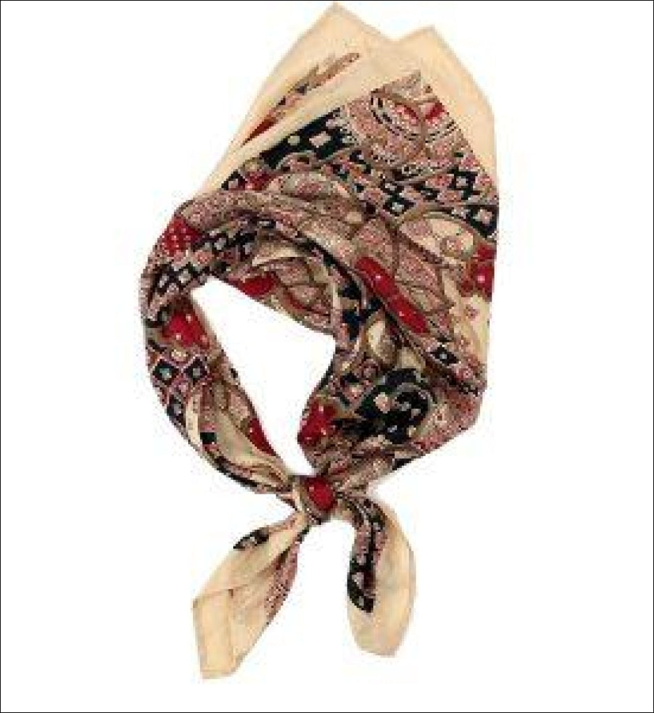 Scala By Tuscany Hermione Silk Scarf Ladies Silk Scarf
