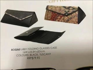 Scala By Tuscany Libby Folding Glasses Case Scg262 Folding Glasses Case