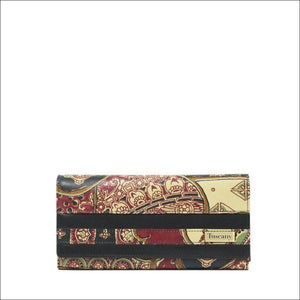 Scala By Tuscany Suki Long Wallet Ladies Purse