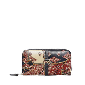 Scala Sadie Large Clutch Wallet Scala Ladies Purse