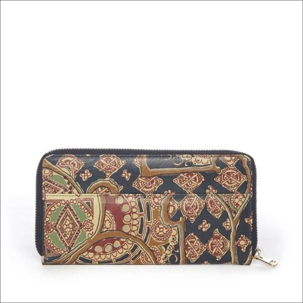 Scala Tuscany Brooke Continental Wallet Womens Purse