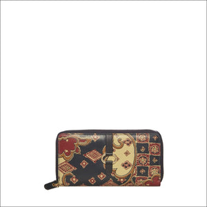 Scala Tuscany Ryan Large Clutch Wallet Ladies Purse