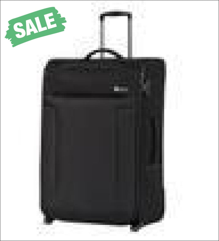 Tosca - So Lite 3.0 29in Large 2 Wheel Soft Suitcase - Black