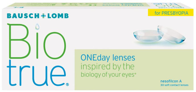 Biotrue ONEday for Presbyopia (30 pack)