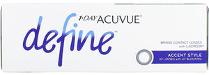1-Day Acuvue Define (30 pack)