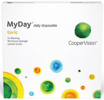 MyDay Toric (90 pack)
