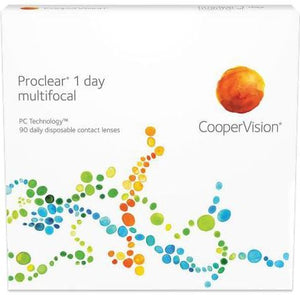 Proclear 1-Day Multifocal (90 pack)