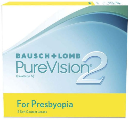 Purevision 2 for Presbyopia (6 pack)