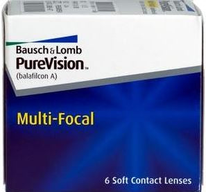 Purevision Multi-Focal (6 pack)