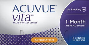 Acuvue Vita for Astigmatism (6 pack)