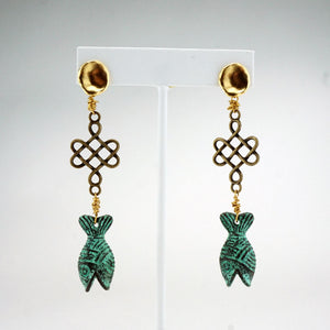 La Pescada Earrings