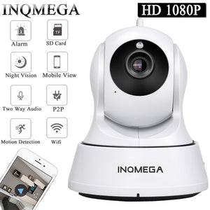 INQMEGA 1080P IP Camera Wireless Home Security Camera Surveillance Camera Wifi Night Vision CCTV Camera Baby Monitor 1920*1080
