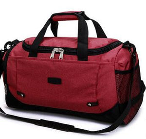 2018 Travel bag female travel bag large capacity travel bag men travel bag