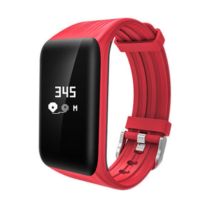 Smart Bracelet Bluetooth Smart Watch Waterproof K1 Heart Rate Wrist Watch