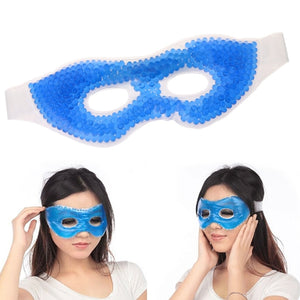 Cold Pack Eye Mask Ice Cool Moisturizing Soothing Tired Pad Health Care Gel Portable Personal Health Care Sleep