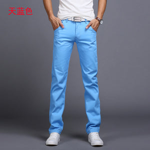 2019 Big sale spring Summer pants Thin Free Shipping 2019 men's fashion pants menpants clothes new fashion brand 28-38