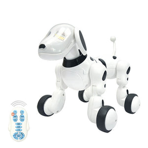 Intelligent RC Robot Dog Toy Smart Electronic Pets Dog Kids Toy Cute Animals RC Intelligent Robot Gift Children Birthday Presen