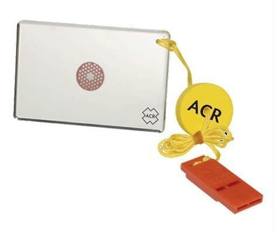 ACR Hot Shot Signal Mirror - Safety acr-electronics marine-safety safety Signaling Devices under-50 ACR Electronics 791659017005